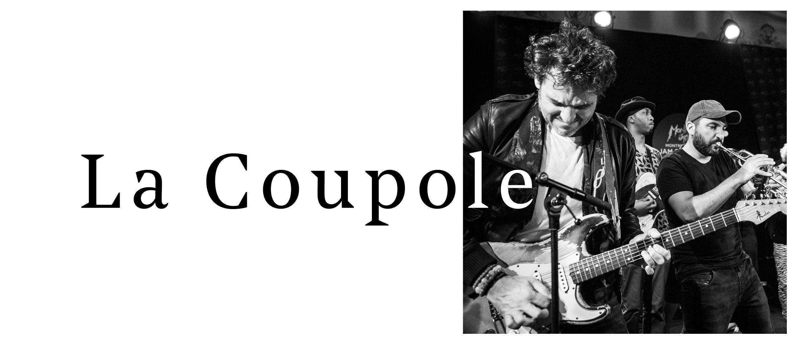 La Coupole