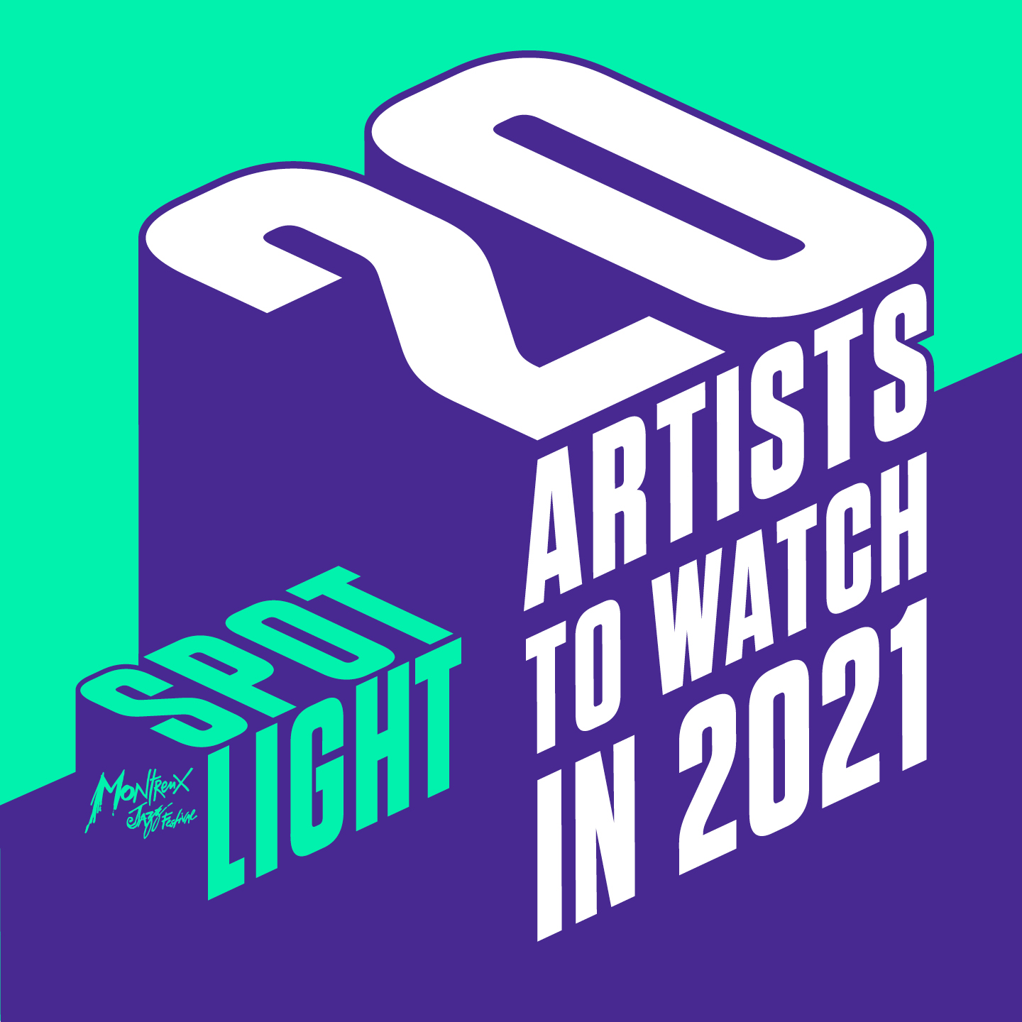cover 20 artists to watch